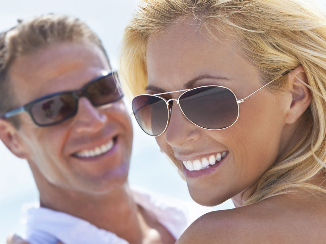 Get a whiter smile at Treasure Coast Smile Labs